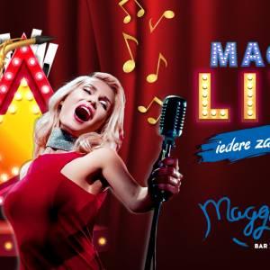MAGGIE LIVE