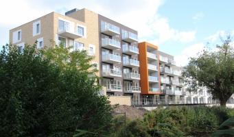 Huurders krijgen sleutel van woning in De Leeuwerik