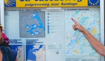 Lezing: Pelgrimeren naar Santiago de Compostela