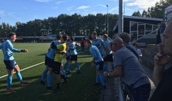 Alphense Boys van 3-0 achter naar 3-5 zege