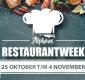 Al ruim 2.500 couverts voor de Alphens Restaurantweek