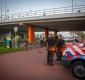 Bewoner verpleeghuis Oudshoorn valt in Oude Rijn