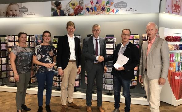 Rijnvicus en Hallmark sluiten miljoenencontract