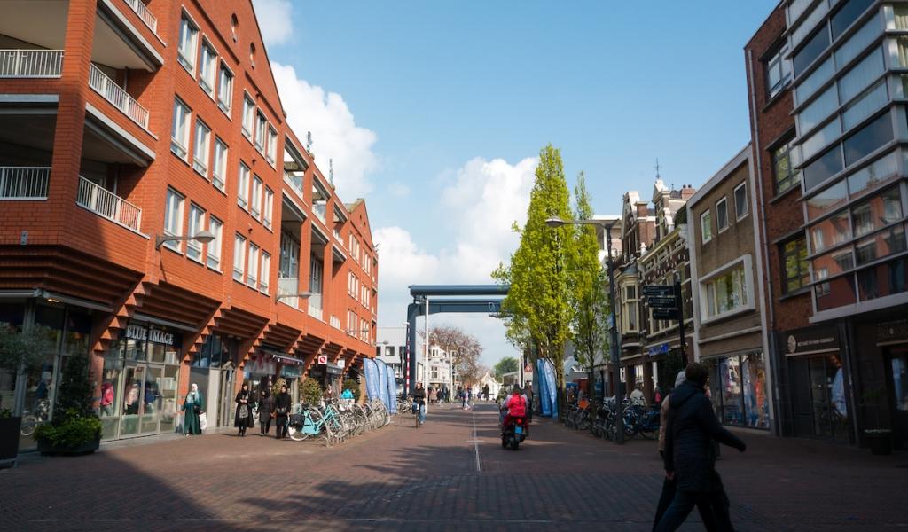 Pieter Doelmanstraat in Alphen aan den Rijn