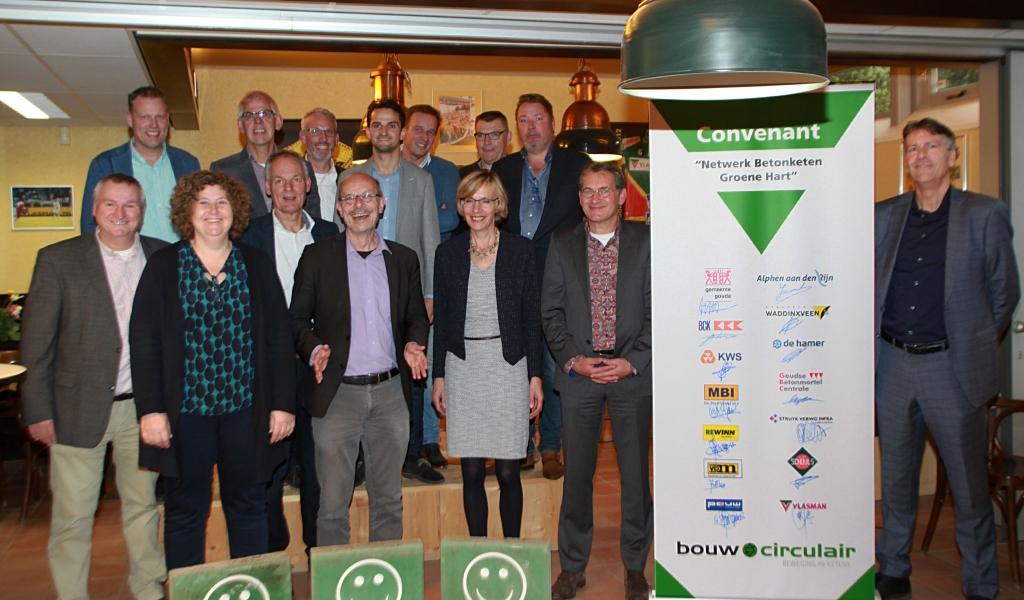 Betonketen Groene Hart