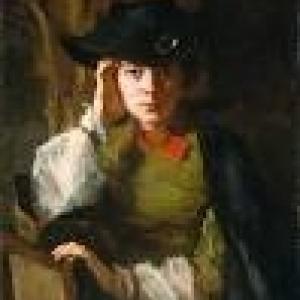 Kunstschilder Thérèse Schwartze