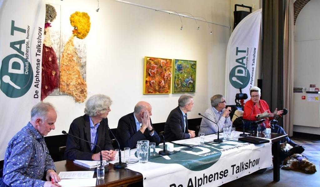 De Alphense Talkshow over Openbaar Vervoer