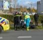 Motorrijder onderuit op de Van Leeuwenhoekweg