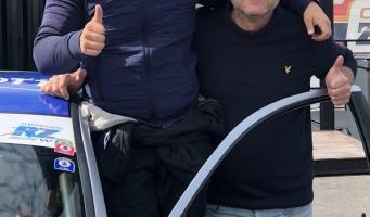 Geen kampioenschap voor coureur Tijn Middeldorp