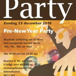 Pre-NewYear Party