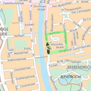 Raadhuisstraat in Alphen aan den Rijn