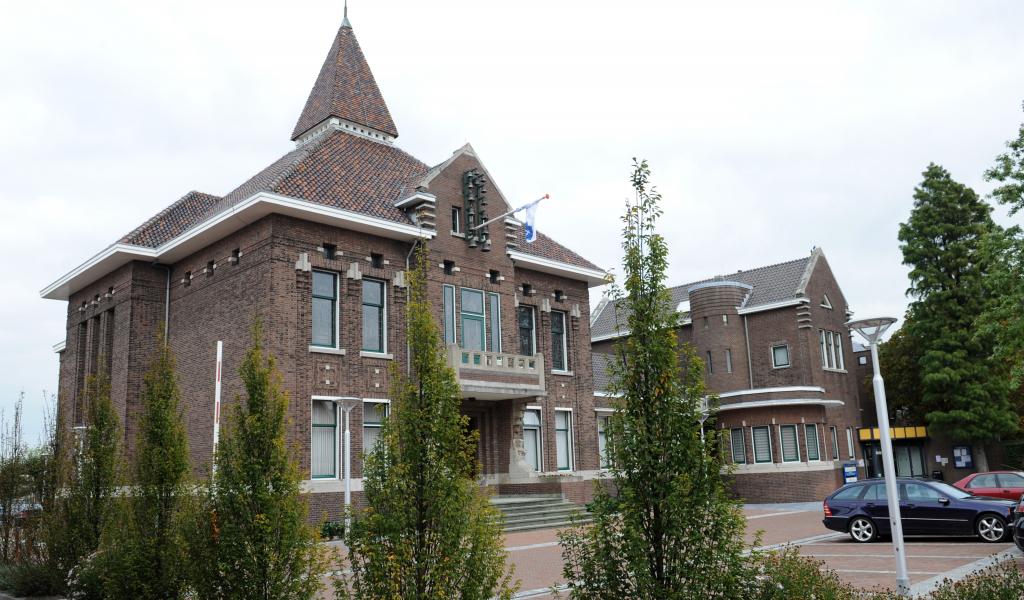 Coenecoop College Vestigt Zich In Oude Raadhuis Van Boskoop