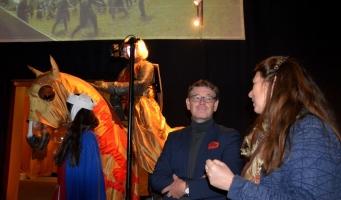 Expositie 'Ontstaan van Holland' in Archeon