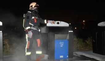 Brandweer: 'Jaarwisseling druk maar relatief ontspannen'