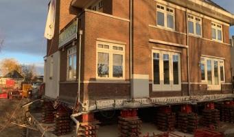 Deze maand verhuizing woningen Prins Hendrikstraat
