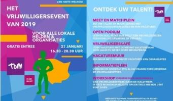 Vrijwilligers Event