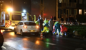 Voetganger ernstig gewond na aanrijding Willem de Zwijgerlaan