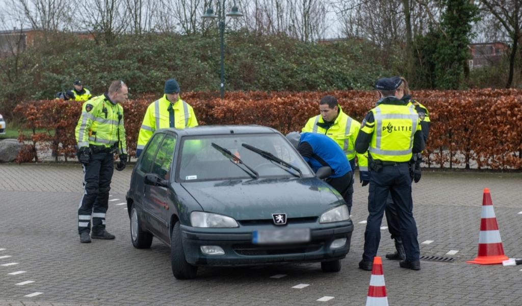 Aanhoudingen voor rijden onder invloed van drugs bij verkeerscontroles