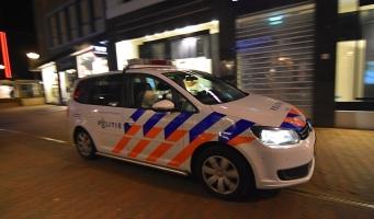 Alphense tieners opgepakt na joyriden in gestolen auto