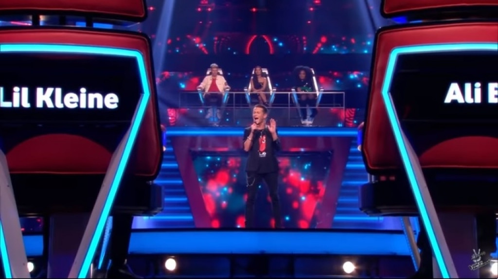 Menno Aben door naar liveshows van The Voice