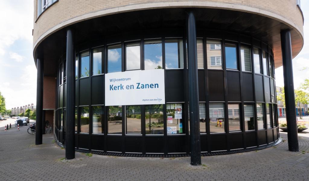 Wijkcentrum Kerk & Zanen