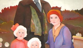 Selma Noort exposeert beeldend werk in Parkvilla