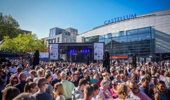 Voorbereidingen Alphens bevrijdingsfestival in volle gang