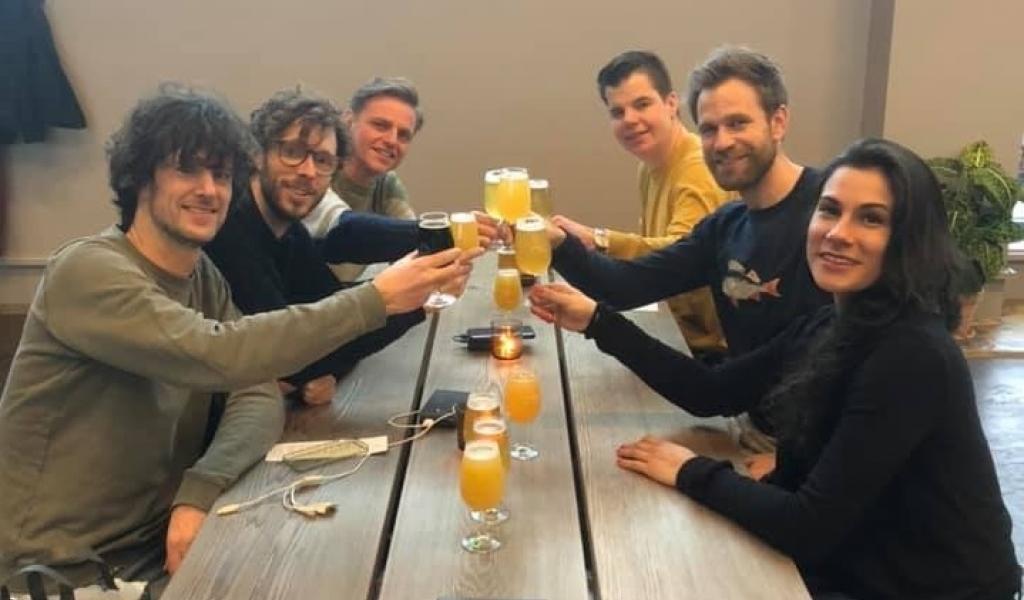 Team restaurant Knøss op inspiratiereis naar Kopenhagen