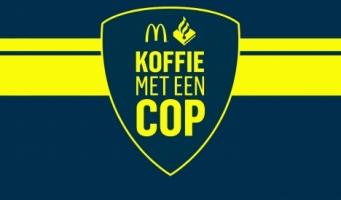 Koffie met een Cop