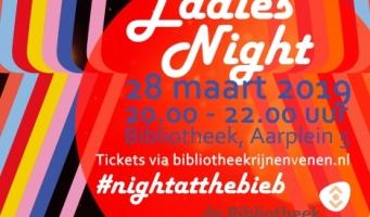 Ladies Night bij Bibliotheek Rijn en Venen