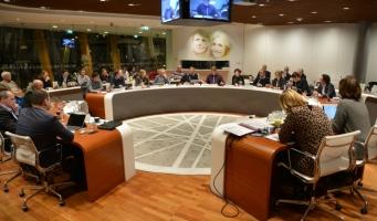 Debat scenario's ijsbaan Leiden