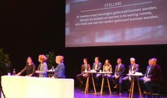 Gemeente Alphen wil meer woningen mogen bouwen