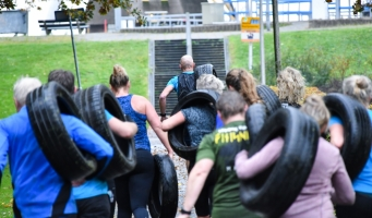 Train jezelf fit voor Obstacle Run Alphen bij 4Sport!