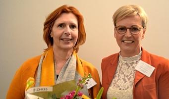 Ingrid van Dam 'Netwerkster van het jaar 2019'