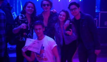 Paradise Way winnaar MAX Battle of the Bands 2019