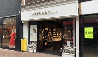 Rituals in de van Mandersloosstraat gaat verhuizen