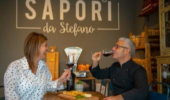 Sapori da Stefano laat je genieten van de Italiaanse keuken