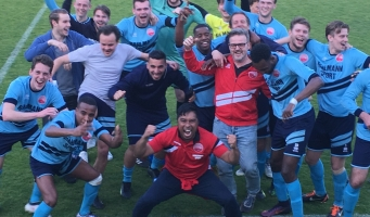 Winnende goal in blessuretijd voor Alphense Boys