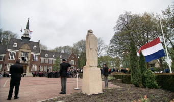 Herdenkingen 4 mei in Alphen aan den Rijn