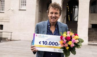 Inwoner uit Alphen aan de Rijn wint 10.000 euro in BankGiro Loterij