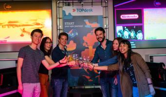 TOPdesk nieuwe partner Esports Game Arena
