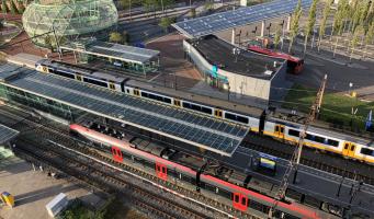 Geen treinverkeer op dinsdag 28 mei door landelijke staking