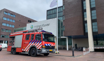 Accu elektrische fiets in de brand op Zuidpoolsingel