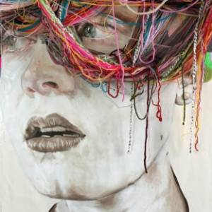 Portret- en modelschilderen