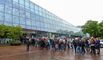 Stadhuis Alphen aan den Rijn ontruimd
