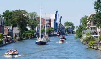 Alphensebrug over de Oude Rijn