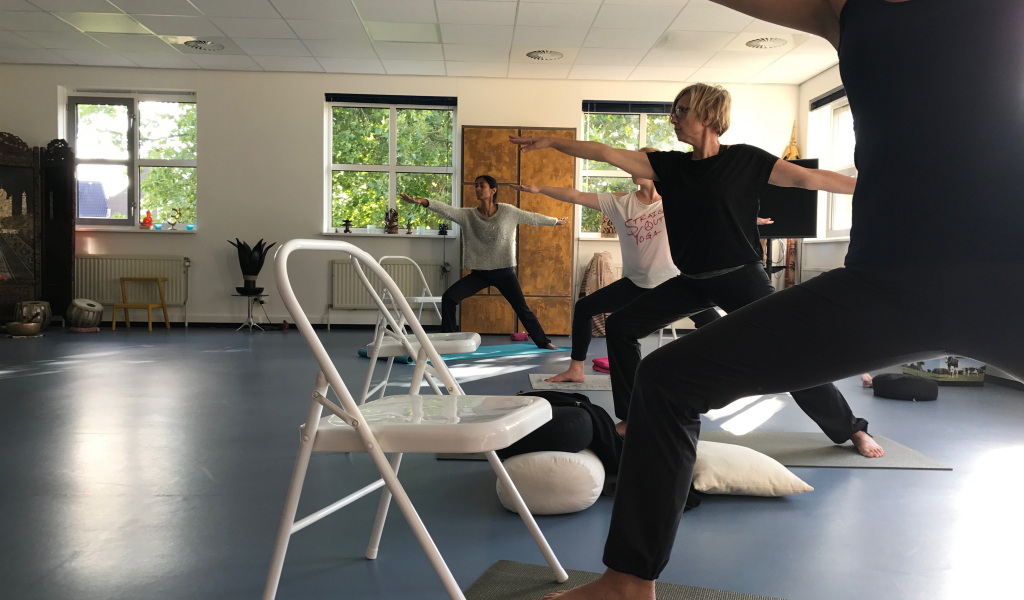 Start Yoga Teacher Training in Alphen aan den Rijn