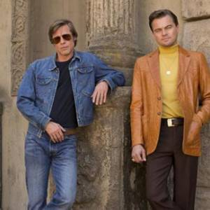 Once Upon a Time? in Hollywood