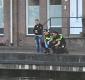 Magneetvisser vist pistool op uit de Rijn