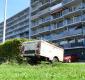 Verzoek: witte vouwwagen aan de Vliestroom verwijderen